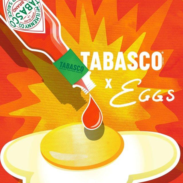 冷蔵庫に卵が余ってませんか? 今週はTABASCO®︎ソースを使った卵料理を特集!スパイスが効いた卵料理のアイディアの数々をお楽しみに🍳 #タバスコ #世界をちょっピリおいしく . . . . . #おうちごはん #卵料理 #卵 #レシピ特集 #簡単料理 #手料理 #お昼ごはん #朝ごはん #レシピ