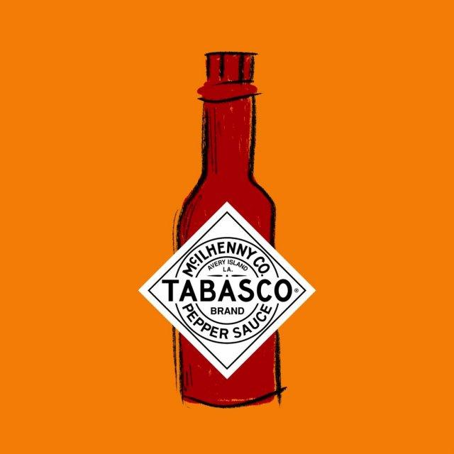 毎日を、ピリッと美味しく!#タバスコ